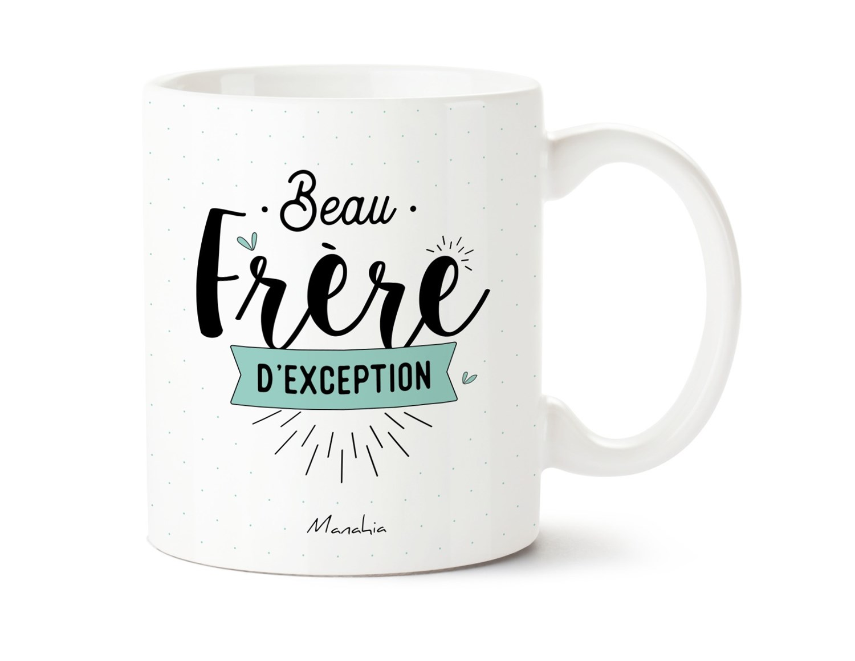 Mug – Beau frère / Beau frère d'exception